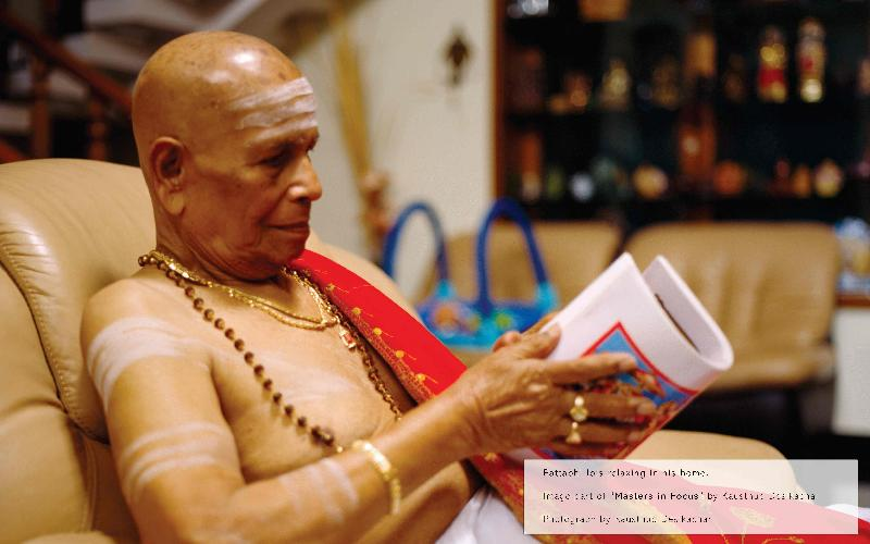 Thoughts on Sri K Pattabhi Jois
