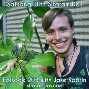 Episode 202 – Satsang With Jake Kobrin