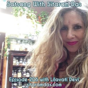Episode 206 – Satsang With Lilavati Devi